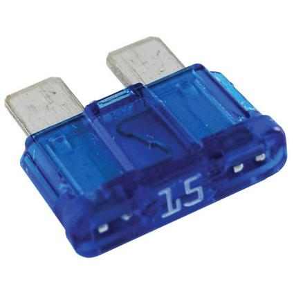 ATO-ATC Fuse, 2 pack 15 amp