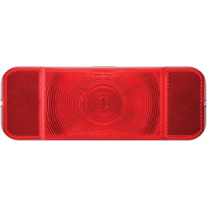 9-LED Low Profile RV Combination Tail Light, Passenger Side, Red