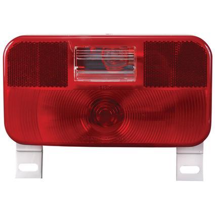 RV Stop/Tail/Turn Tail Light w/ illuminator w/ backup light Red
