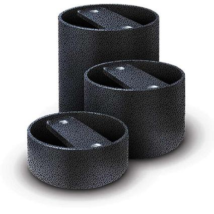 Pacbrake Air Suspension Spacers for Lifted Trucks, Set of 2, 6 Spacer Kit
