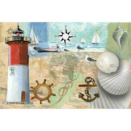 Reversible Placemats, Racepoint Lighthouse