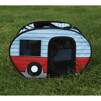 Retro Pet Carrier