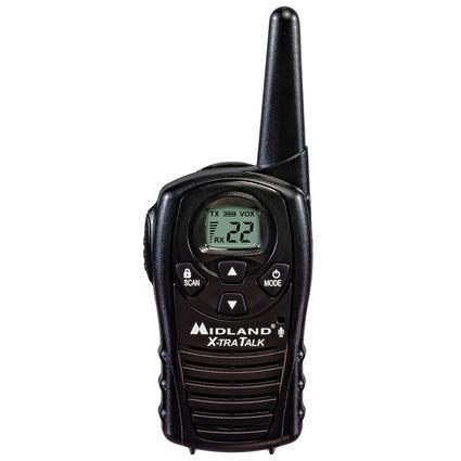 Midland Gmrs Radio, 22Ch, 18 Mi, Call Alert