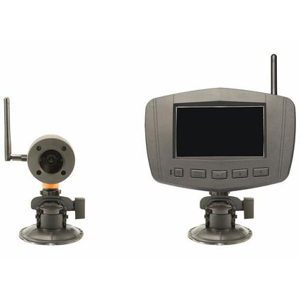 Journey Wire-Free Weather Resistant Camera Monitor System Wide Angle