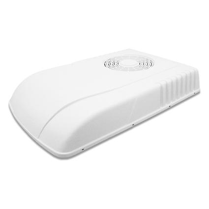 Carrier AirV Low Profile A/C Shroud, Polar White