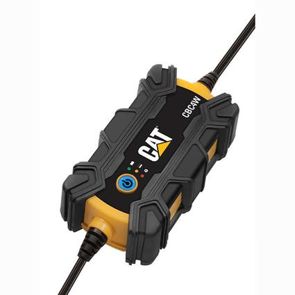 CAT 4 Amp Waterproof Battery Charger