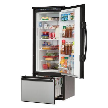 Super Hybrid Refrigerator, Left Door Swing