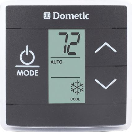 Standard CT Thermostat, Black