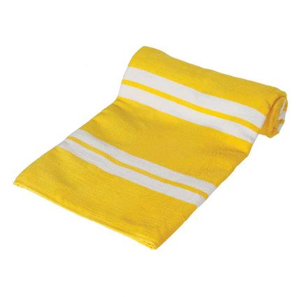Beach Towel, Yellow