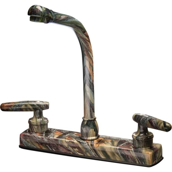 Kitchen Faucet, Green Camouflage - American Brass CAMO-GREEN-800 ...