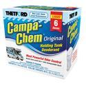 Campa-Chem Original Holding Tank Deodorant, 8 oz. Bottles, 6 pack