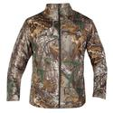 Realtree Men's Full Zip Microfleece Jacket, XXXXL