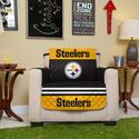 NFL Steelers Chair Cover