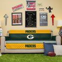 NFL Packers Sofa Cover