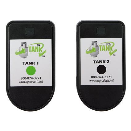 LPG Tank Check Double Sensor