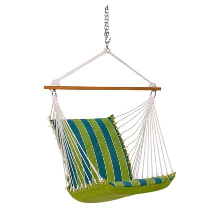 Hanging Soft Comfort Chair, Wickenburg Teal