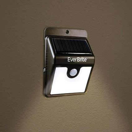 EverBrite Solar Porch Light