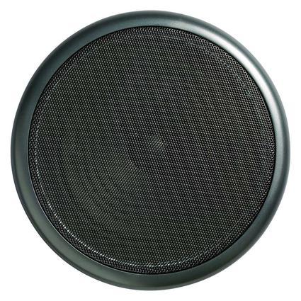 6 Speaker Grille, Black