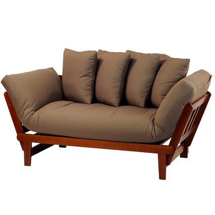 Casual Lounger Sofa Bed, Oak
