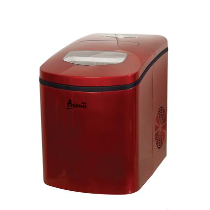 Portable Ice Maker, Red