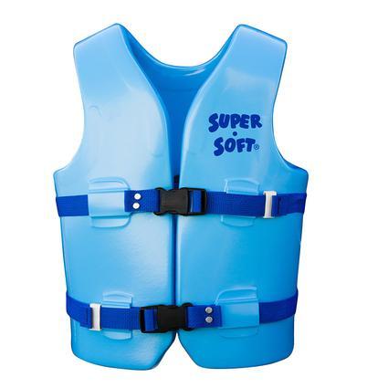 Super Soft Youth Life Vest, Medium, Marina Blue