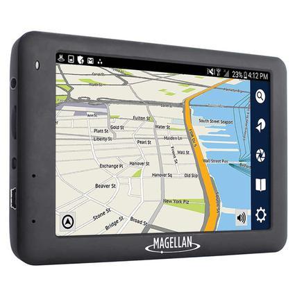 Magellan RoadMate 6620-LM GPS Navigator Dash Camera