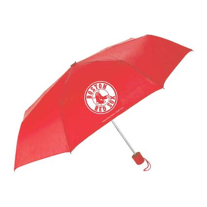 MLB Team Mini Umbrella, Boston Red Sox