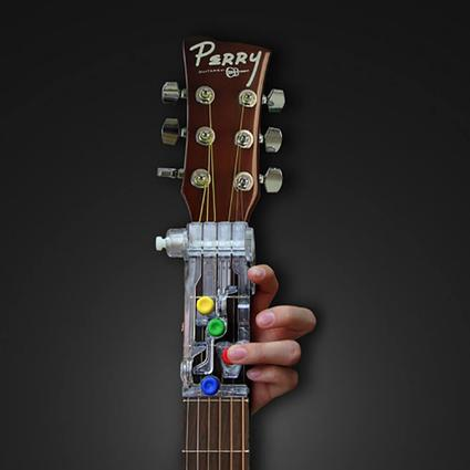ChordBuddy Guitar Learning System, Right-handed