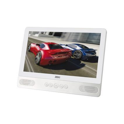 Tablet with DVD Player