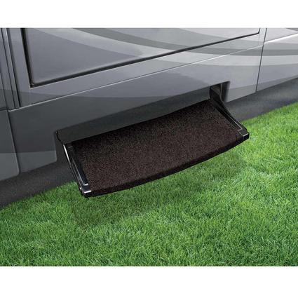 Prest-O-Fit Outrigger Radius RV Step Rug, 22