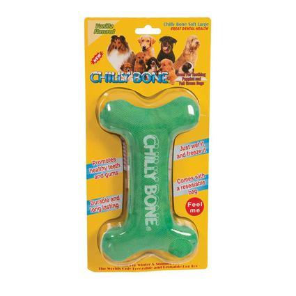 Chilly Bone Dog Toy, 5.5