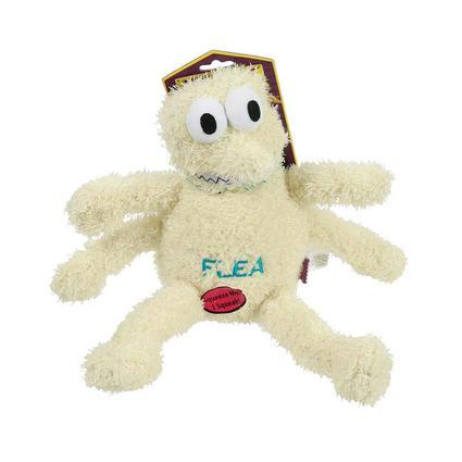 Flea/Tick Plush Toy, 6