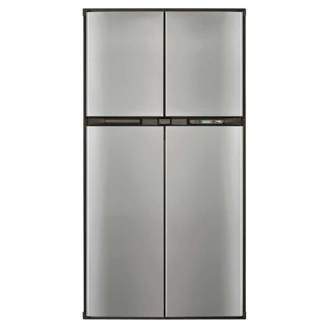 Image Norcold PolarMax Refrigerator Model 2118SS with Stainless Steel Doors. To Enlarge the image  sc 1 st  C&ing World & Norcold PolarMax Refrigerator Model 2118SS with Stainless Steel ...