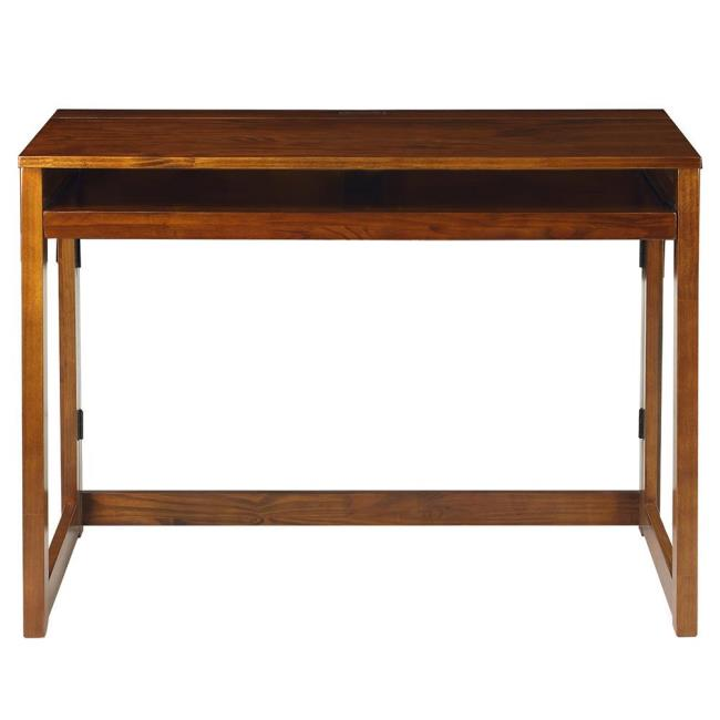 Folding desk with pull out usb port brown yu shan co usa ltd image folding desk with pull out usb port brown to enlarge the watchthetrailerfo