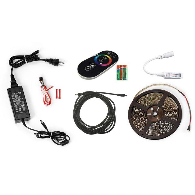 Image Universal Color LED Light Kit To Enlarge The Click Or Press Enter