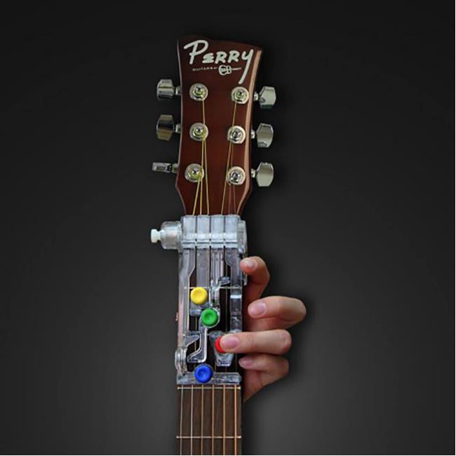 Chordbuddy Guitar Learning System Right Handed Chord Buddy Cb1001