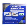 Blueline Ultimate Sewer Hose - 25