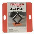 Oversize Jack Pads, Set of 2