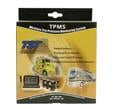 TST 507 Flow -Through Tire Pressure and Temperature Monitoring System