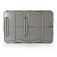 3 Fold N Half Aluminum Table