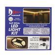 Warm White LED Strip Light Kit