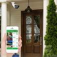 Smart Outdoor Wifi Security Camera